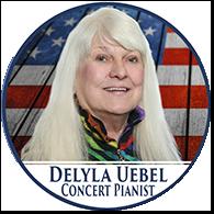 Delyla Uebel - Concert Pianist