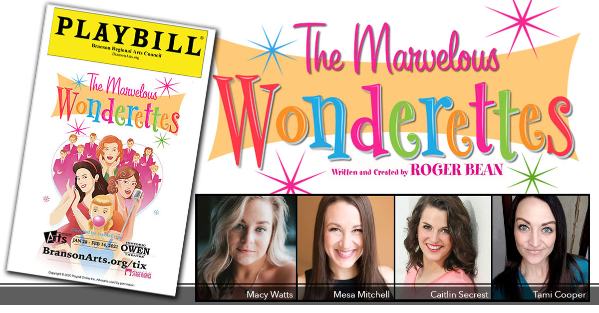 The Marvelous Wonderettes at the Historic Owen Theatre